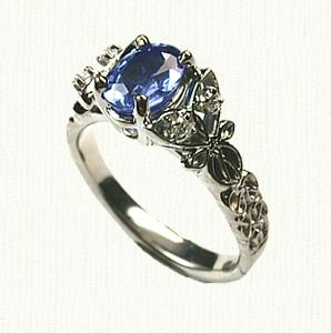 butterly love knot engagement rings custom celtic engagement rings
