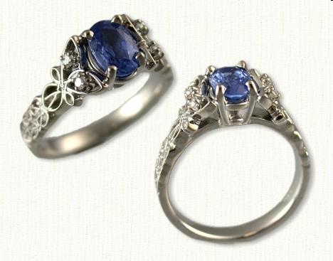 inexpensive wedding rings celtic love knot wedding ring
