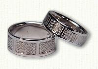14KW Custom Celtic Knot in Blocks