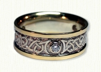 Celtic Promise Rings