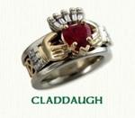 Celtic Claddagh Jewelry