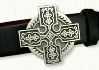 Celtic Elsinore Belt Buckle
