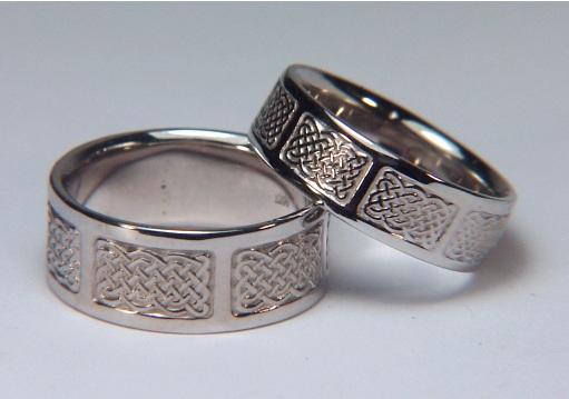 Sužadėtuvių ir vestuvių žiedai Jones