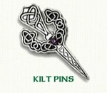 Celtic Kilt/Pins