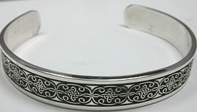 Celtic Mohan Cuff Bracelet