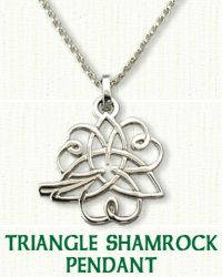 Triangle Knot and Shamrock